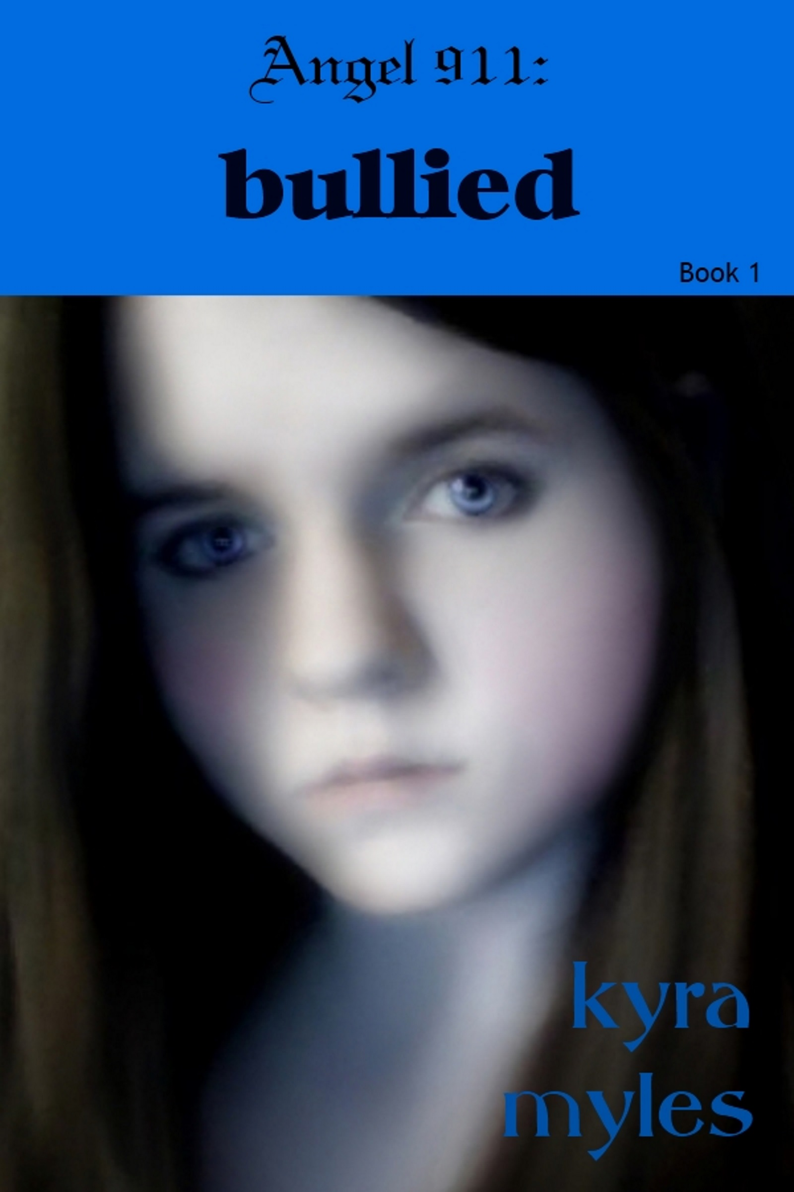 Angel 911: bullied book cover