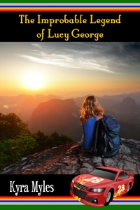 The Improbable Legend of Lucy George book cover